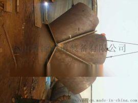 大口径对焊管件 对焊弯头 大口径三通变径管