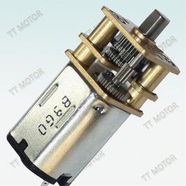 共享单车锁微型减速电机(GM12-N20VA)