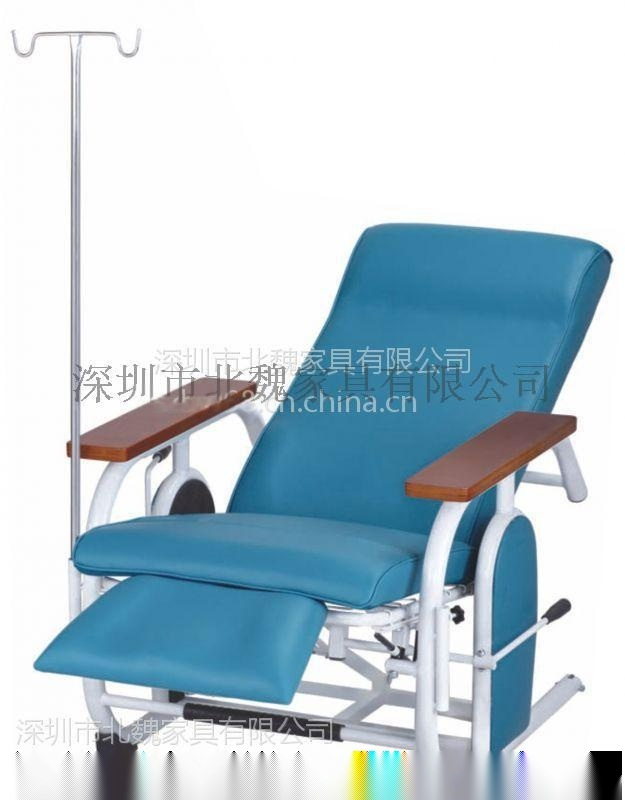 单人可调可躺输液椅、输液椅价格、点滴椅、定制输液椅、单人位输液椅