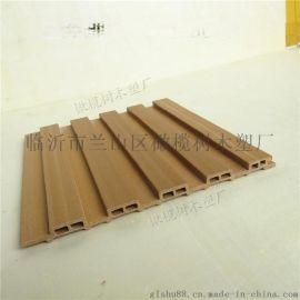 生態木長城板150*9包覆木塑pvc牆板
