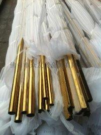 不锈钢钛金管,不锈钢玫瑰金管,彩色不锈钢管