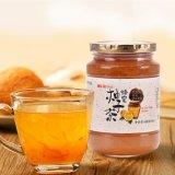 韓國進口蜂蜜柚子茶排毒養顏飲品迪樂司蜂蜜柚子茶580g