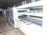 保定厂家定做鞋机两层贴底烘干线  制鞋流水线