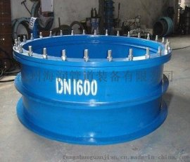 DN600穿牆柔性水防套管