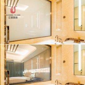 優質調光玻璃廠家 電控霧化玻璃 投影玻璃