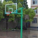 力恒固定篮球架 方管篮球架 凹凸篮球架