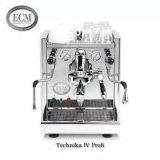 德国ECM TECHNIKA家用半自动咖啡机