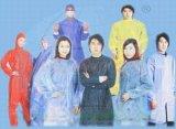 透气膜无纺布防护服(HFC2301)