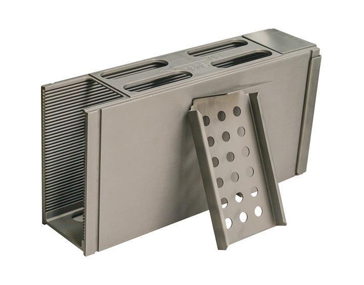 半导体ic料盒 封装smd贴片焊线 固晶耐高温铝料盒
