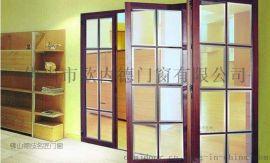 德技名匠折疊門廠家加盟-經營一個鋁合金門窗專賣店一年要多少錢?