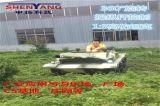 大型仿真遊樂坦克遊樂設備莊園公園遊樂坦克車