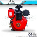 8.5千瓦单缸电启动常柴红发动机