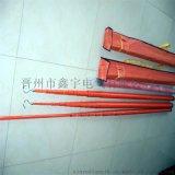 測高杆輕型電力高壓環氧樹脂絕緣伸縮式