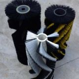 刷厂直销高效耐用环卫毛刷 环卫机械耐磨毛刷 环卫扫地刷辊订单
