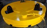 潍坊起工MW5-120/L1吊运废钢用起重电磁铁