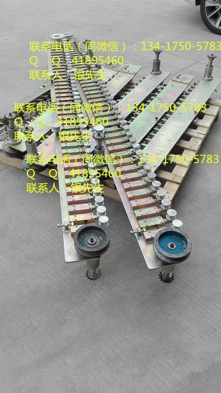 自转台-链轮-滚筒-动力轴-不锈钢网带-链板