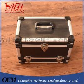 新款手提多层化妆箱 美甲箱  绣纹工具箱