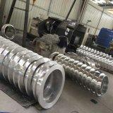 厂家供应锻造铝法兰 化工建筑用铝法兰耐腐蚀铝制非标法兰可定制