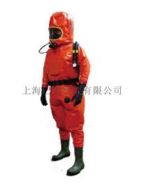 霍尼韋爾(巴固)外置式重型防化服1400020防酸鹼防化服