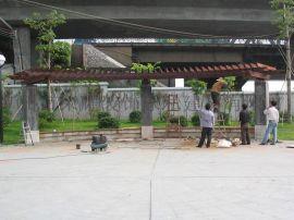 戶外鐵藝棚頂定制 鐵藝涼亭 鐵藝裝飾棚 婚慶門拱
