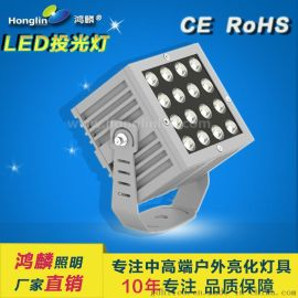 50W科税超窄光束LED投光灯_50w聚光投射灯