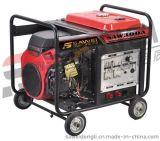 300A汽油自发电电焊机