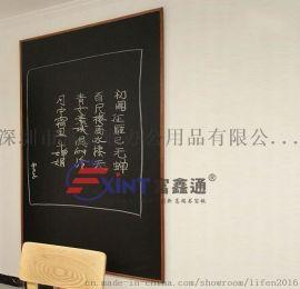 惠州双面磁性玻璃黑板O沈阳原木框儿童黑板O黑板书写流畅