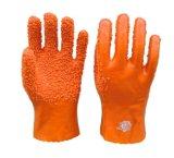 山东顺兴厂家供应防滑手套 环保舒适耐用 光面平口