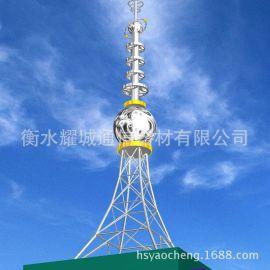 供應各種優質鋼結構鐵塔 裝飾鐵塔 工藝裝飾塔