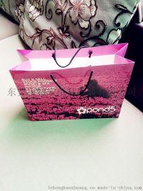 薰衣草 紫色手提袋