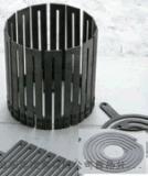 碳碳复合材料用于工业炉
