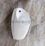 衛浴掛牆地排陶瓷男士自動感應小便鬥小便池尿鬥