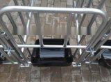 山东母猪保胎定位栏带食槽最低多少钱一组