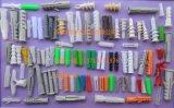 打結式膨脹管-膨脹膠塞-螺絲壁虎套-塑料膨脹螺絲-飛機膨脹管
