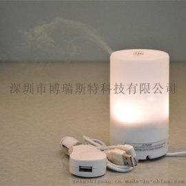 香薰机  加湿器  空气净化器 小夜灯 七彩