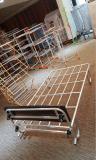 安稳耐铝合金床 酒店床 宿舍床 金属床 折叠床 可拆卸床