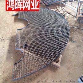 耐酸碱钢格板,304不锈钢钢格板,鸿晖钢格板
