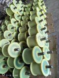 全密封 防水 防油地辊 地滑子 矿山专用150*300