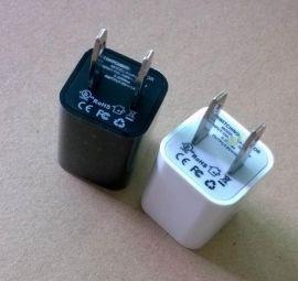 厂家供应苹果iPhone充电器 UL认证苹果充电器