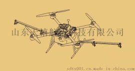 山东天禧航空TXW-12植保绿色无人机