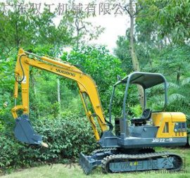 馭工YG22-9適用農場的小型挖掘機
