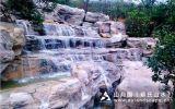 蘇氏山水山月園-假山瀑布大成者