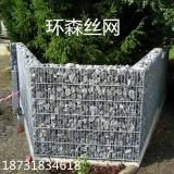 浸塑石籠網 鍍鋅鋼絲石籠網 山體護坡網 河灘河道安全防護石籠網