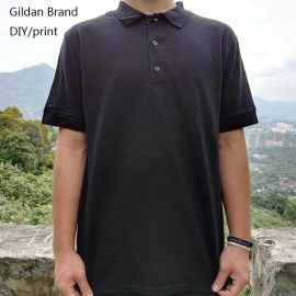 2017潮流POL短袖衬衫