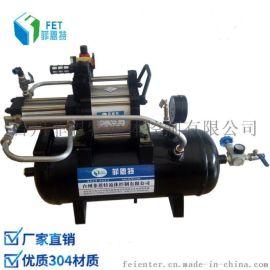 玉环空压机增压泵 压缩空气增压阀