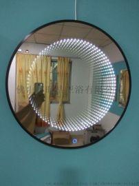 隧道镜 千层镜 3D镜