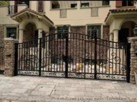 西安安装铁艺大门做工精良