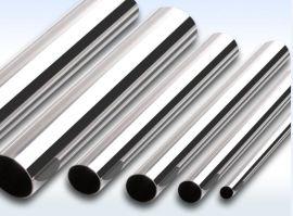 深圳304不鏽鋼拉絲圓管 機械設備用不鏽鋼焊管