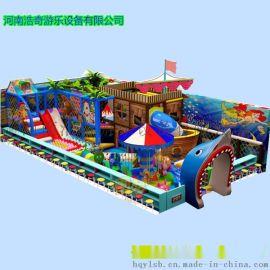 河南鄭州淘氣堡 兒童樂園  兒童遊樂城堡廠家直銷