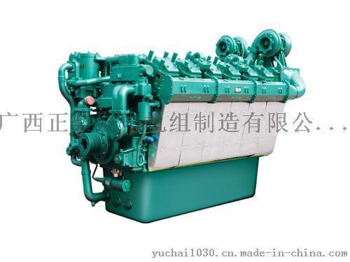 玉柴1400KW柴油发电机组